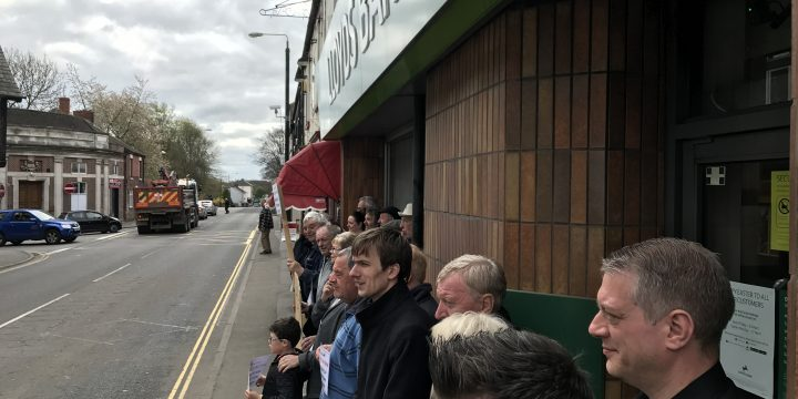 Liberal Democrats ask Lloyds Bank for more time in Clay Cross