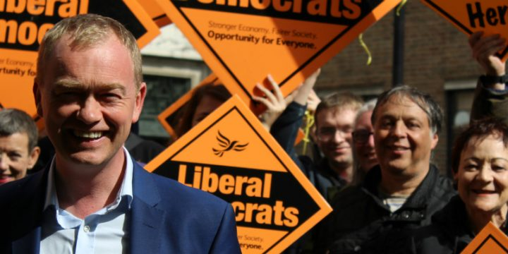 Liberal Democrats Announce Shadow Cabinet