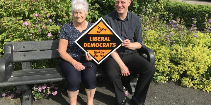Over 350homes in Derbyshire have been sitting empty for ten years or more, research by the Lib Dems has revealed.