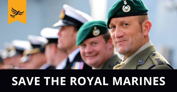 Save The Royal Marines