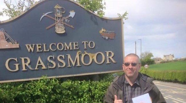 Support grows for Ben Marshall in Grassmoor ward