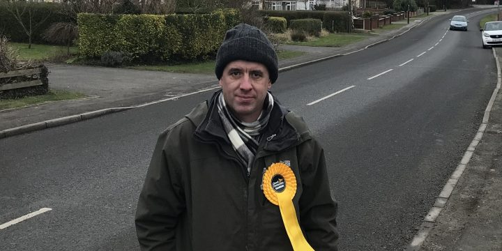 A Letter from Ben Marshall to Grassmoor Ward