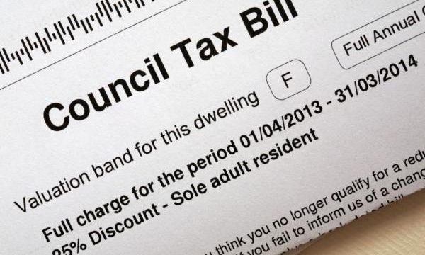 Derbyshire County Council leader votes against collecting 4.99% Council Tax rise.