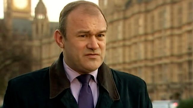 Image result for Liberal Democrat Home Affairs Spokesperson Ed Davey