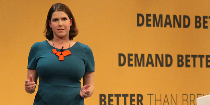 Swinson secures parental leave transparency from major employers