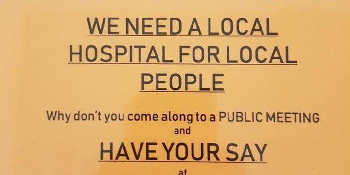 Save Clay Cross Hospital