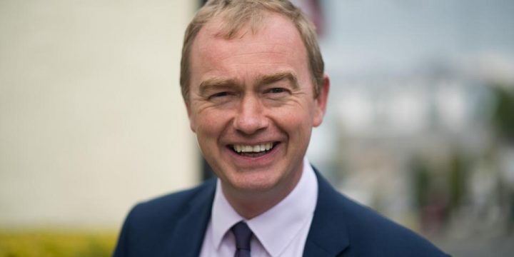 Farron warns of 'catastrophic Climate Change' unless fossil fuels remain in the ground during Fracking debate