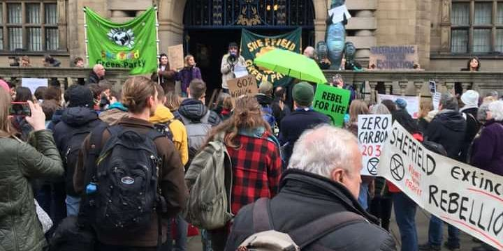 Lib Dems slam Labour's Lip Service over Climate Emergency