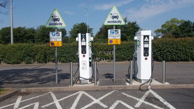 Local Councils revealed to have no plans to increase electric vehicle charging points