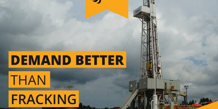 Lib Dems demand end to fracking