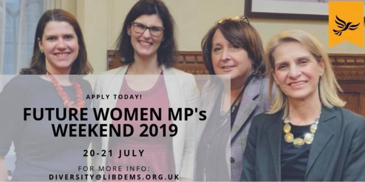 Future Women MPs Training Weekend