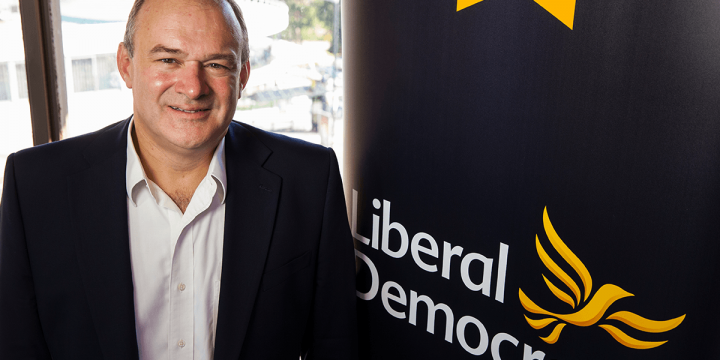 Conference 2019: Liberal Democrats set out plans to help young carers