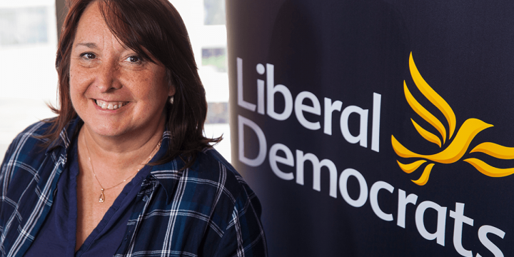 Conference 2019: Lib Dems lead fight for gender equality